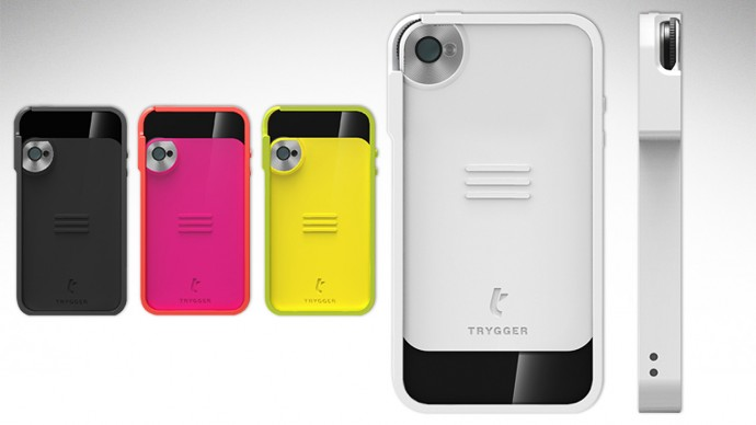The Trygger iPhone Case