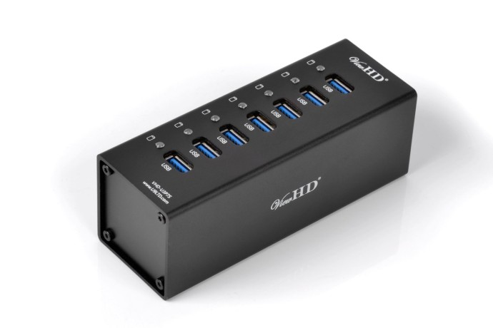 ViewHD Professional Premium Quality USB 3.0 7-Port Hub