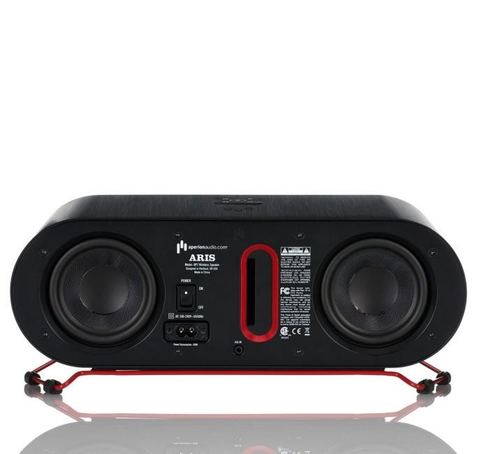 Aperion ARIS Wireless Speaker System 02