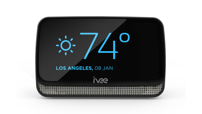 Ivee Sleek: Wi-Fi Voice-Activated Assistant