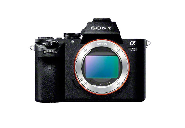 Sony A7 II Camera