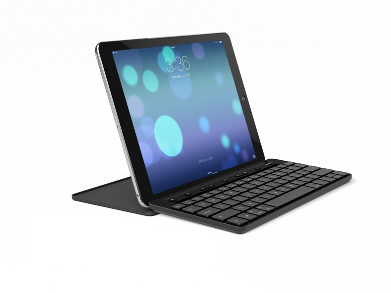 Universal Mobile Keyboard With Tablet