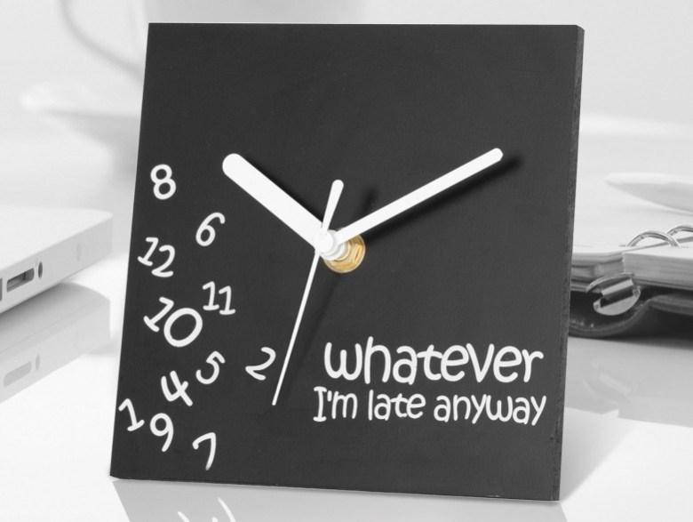 Whatever Desktop Clock