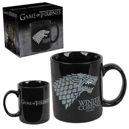 Game of Thrones Coffee Mug Stark