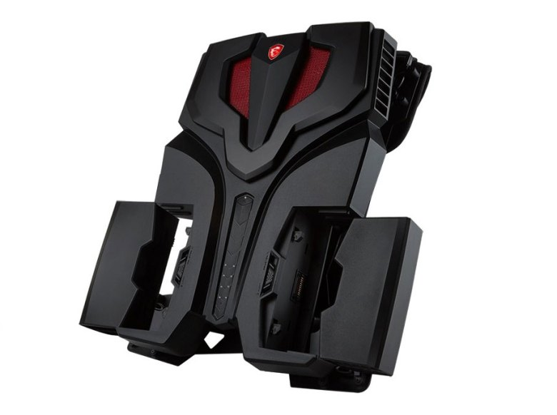 MSI VR One Computer Backpack