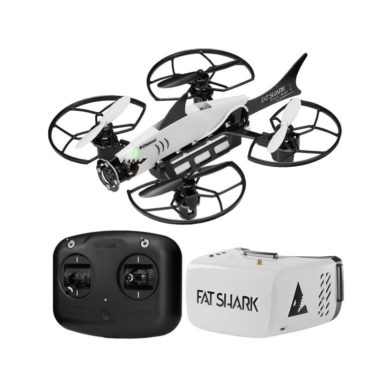 Fat Shark 101 FPV Drone Training System Bundle