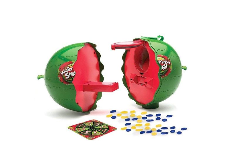 Watermelon Smash – A Suspenseful Game in which You Never Know When The Watermelon Cracks and You Lose