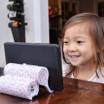iCaddy All-in-One Tablet and Phone Accessory for Kids