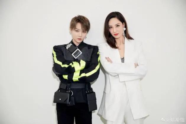 63b7-izmihnt7652849-300x200 Yumiko Cheng Successfully Meets Her Idol Liu Yuxin from THE9 Again!