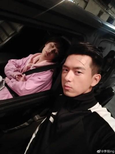 8cb725a7ly1g8o96nfolgj22zs400u0y-225x300 Li Xian Wishes Go Go Squid Co-star Yang Zi A Happy Birthday on Weibo!