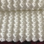 Super Soft Baby Blanket Crochet Pattern Knit And Crochet Daily