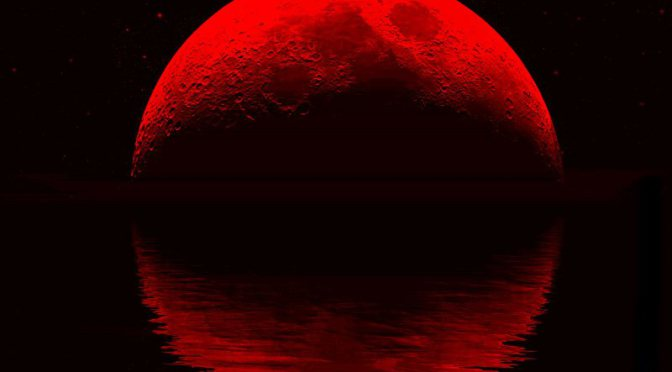 Blood Moons In History