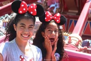 Magical Moments at DisneyLand California/ Momentos Magicos solo en Disneyland