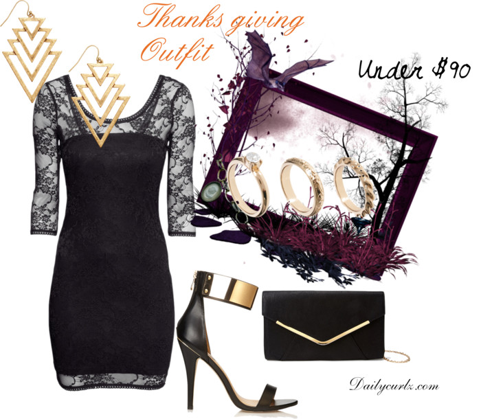 Thanks giving outfit under $90