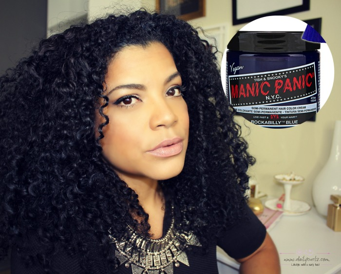 My Experience With Manic Panic Hair Color