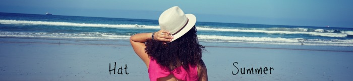 how wear hat with curly hair