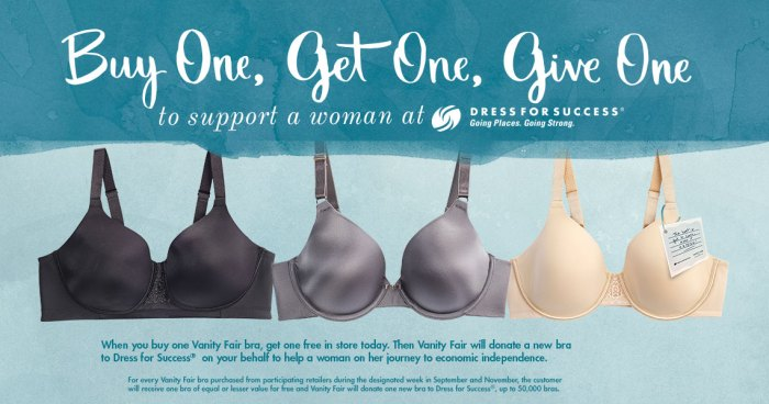 Vanity-Fair-Lingerie-buy-one-get-one-give-one