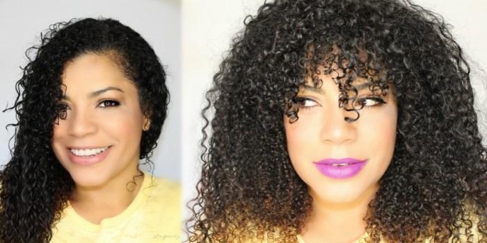 nuevos productos para el cabello rizado