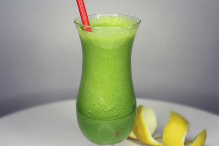 sweet spinach detox