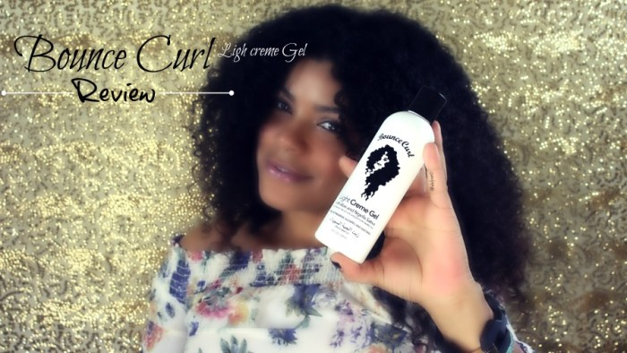 Bounce Curl Light Creme Gel Review