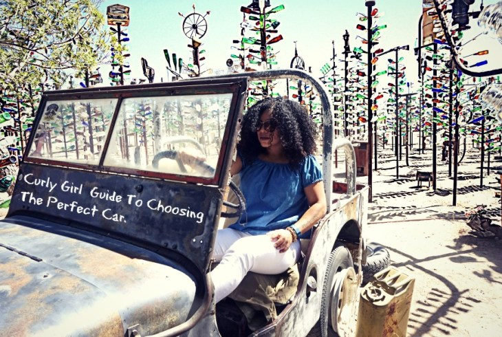 Curly Girl Guide To Choosing The Perfect Car