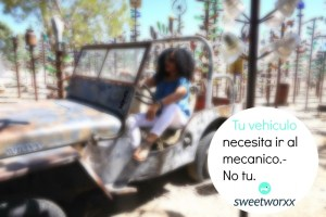 Sweetworxx, a new car service and repair app