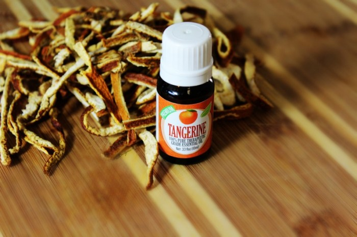 tangerine-oil