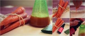 Diy Carrot Hair Growth scalp Treatment