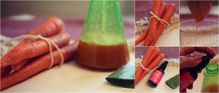 tratamiento casero de zanahoria ay sibila para el cabello