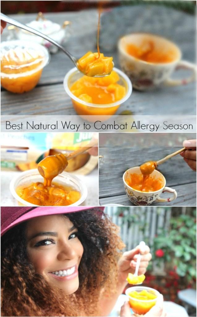 Best Natural Way to Combat Allergy