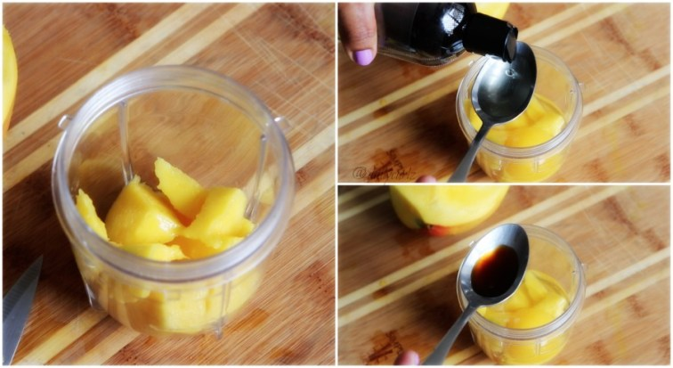 Medieval Times DIY mango Hair Mask