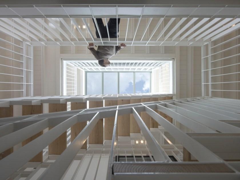 Houseboat - Water Villa skylight