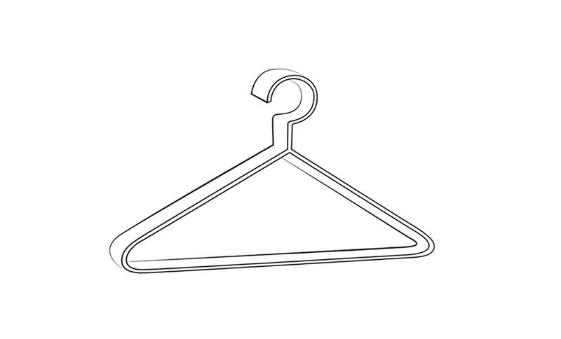 Coat hangers - Hanger.37