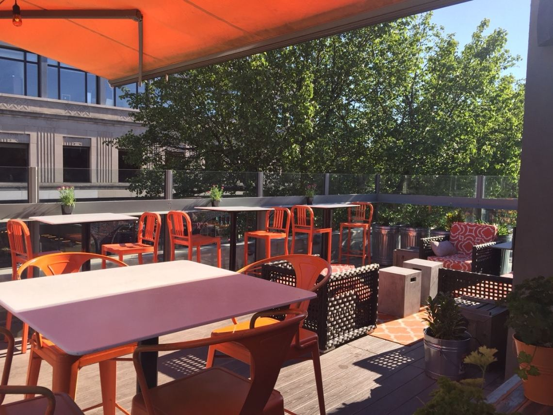 Looking For A Rooftop Patio In Oakland County Social Kitchen Is The Place To Be