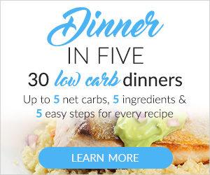 no carb meal plan