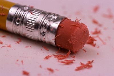 Erase Your Mistakes