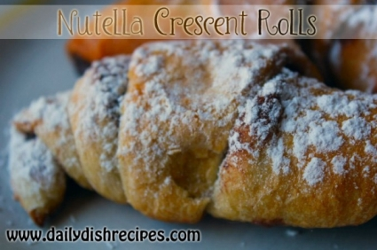 Top Recipes for October: Nutella Crescent Rolls