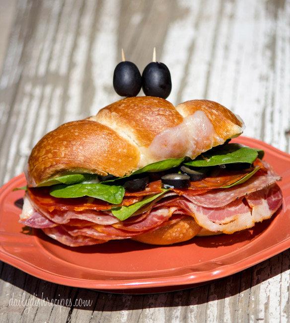 world's best deli sandwich 1