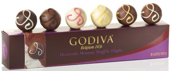Heavenly Mousse Lovers Truffle Flight™