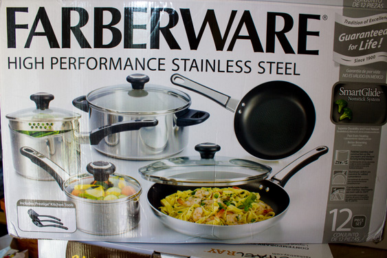 Farberware High Performance Stainless Steel