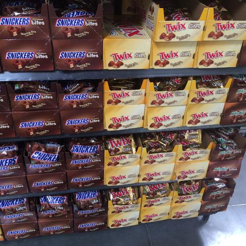 Twix Bites Snacks Packs