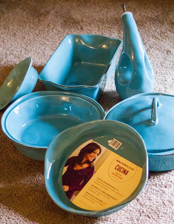 Rachael Ray Cucina Stoneware