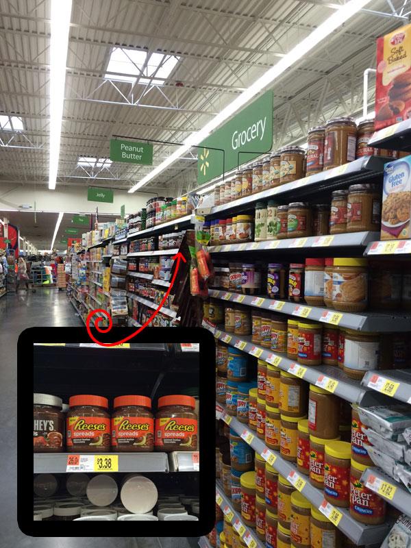 Reeses-Walmart-Photo