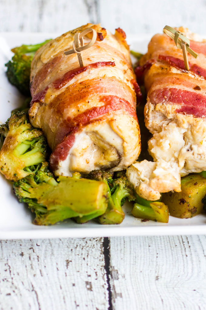 Smoked-Bacon-Swiss-Stuffed-Chicken-Breasts-on-Tray