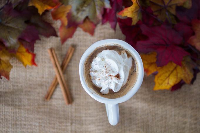 Crock Pot Pumpkin Spiced Latte