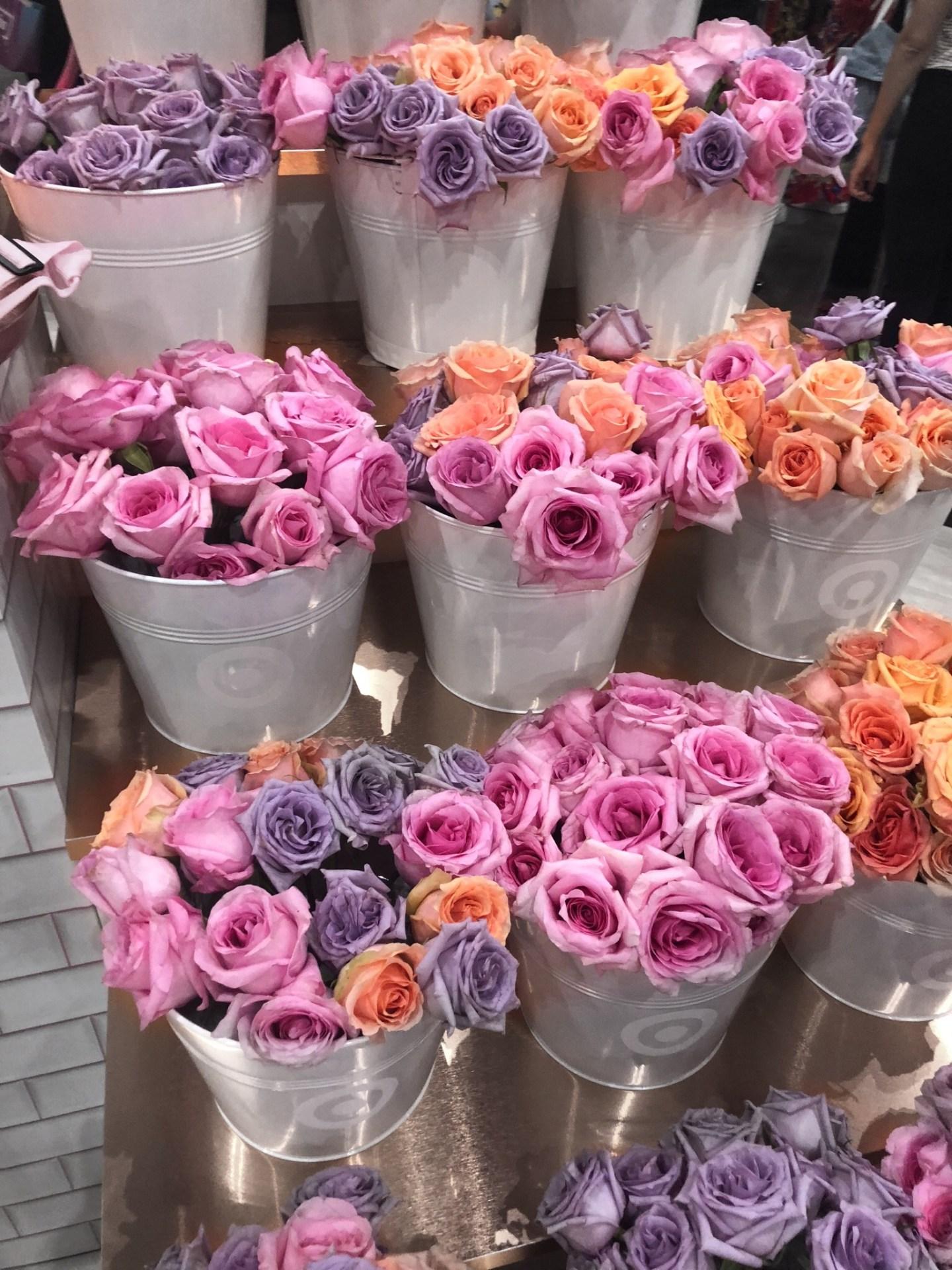 Target Florals #Beautycon