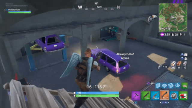 fortnite secret