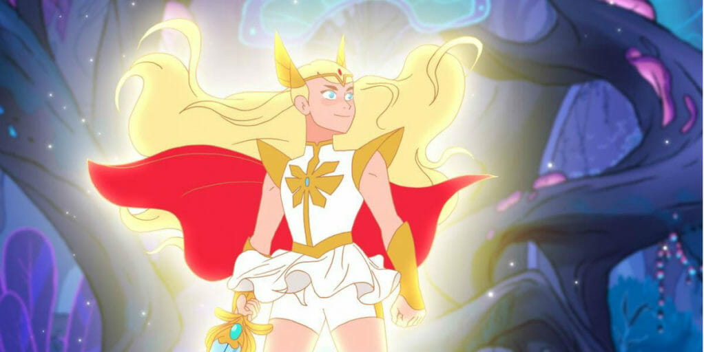 Netflixs She Ra Reboot Isnt Sexy Enough For Some Men