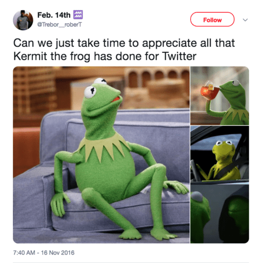 Kermit The Frog Memes The Most Iconic Kermit Memes On The Internet