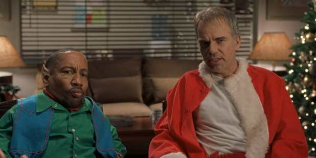the best christmas movies of all time - the evil santa
